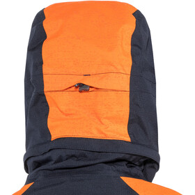 Regatta Oklahoma IV Jacket Herren navy/blaze orange